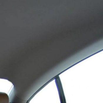 Tela de cielo automotriz